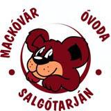 Mackóvár Központi Óvoda logó